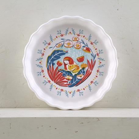 tartera ceramica