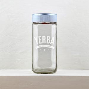 Frascos Café y Yerba (x2)