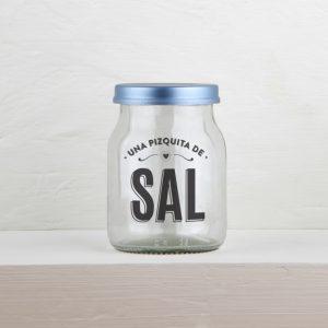 Frasco Sal