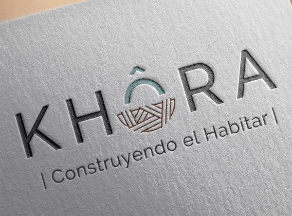 Khôra | Diseño de Identidad