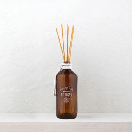 botella frasco difusor reciclado