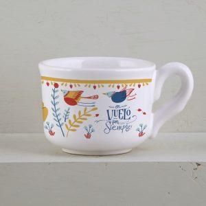 Taza de Café con Leche | AS