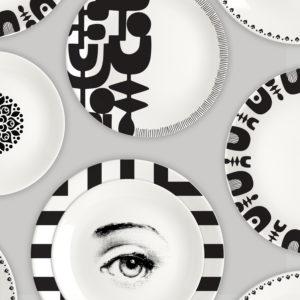 Scuadra | Colección de Vajilla en Porcelana