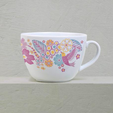 taza porcelana Catalina Estrada