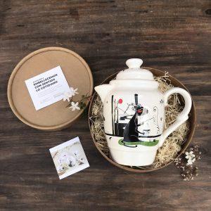 Combo :: Cafetera + Caja Regalo :: KA