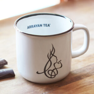 Arrayan Tea | Vajilla Personalizada