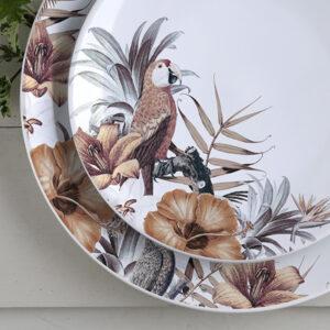 Queta House | Colección de Vajilla en Porcelana